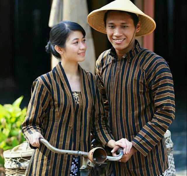 Pakaian Adat Jawa Pemuda K2s